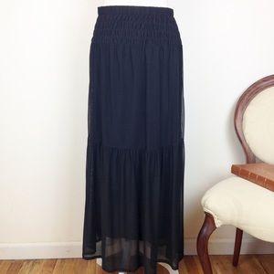 Jonathan Martin, size M, boho skirt